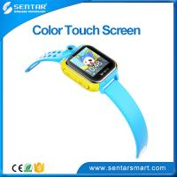 Buy cheap Factory hot sale kids GPS tracker smart watch V83 with GSM SOS calling function for children product