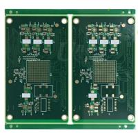 Buy cheap 4 layer FR-4 Multilayer PCB Circuit board Manufacturing with fast lead time product