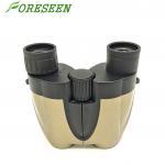 Buy cheap HD Optical Green Film Compact Waterproof Binoculars , Tourism 10X25 Lightweight High Power Binoculars product
