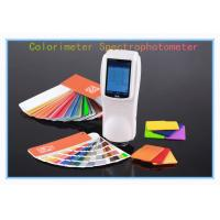 Buy cheap Plastic color measuring spectrophotometer NS800 45/0 with Integrating Sphere Diameter 58mm equal to BYK 6801 colorimeter product
