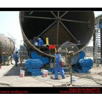 Buy cheap Automatic Vessel Pipe Welding Rotator / Welding Roller Beds With Steel Roller product