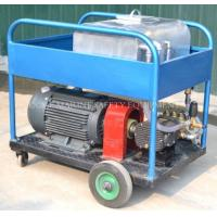 Buy cheap high pressure water jet cleaner sewer cleaning machine product