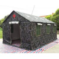 Buy cheap 5 Person Military Camping Tents Corrosion Resistant For Advertising / Event product