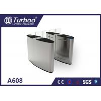 Buy cheap CE Standard Barrier Electronic Turnstile Gates Door Control Software System product