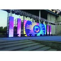 Buy cheap Seamless P3.91  LED Display , Outdoor Rental Led Screen Lower Power Consumption product