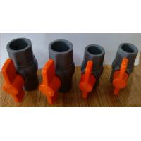 Quality PVC ball valves and pipe fittings plastic mold for sale
