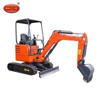China High quality small cheaper japanese engine mini excavator on sale
