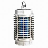 High-tension Bug Zapper with UV Tube, High Efficiency, Ideal for Indoor Use
