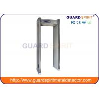 Buy cheap Airport Security Metal Detectors XYT2101S , Multi Zone Metal Detector product
