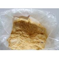 Buy cheap USP 37 standard yellow powder Trenbolone Acetate/ tren ace/ TBA product