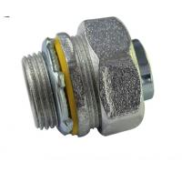 Buy cheap Standard Steel Ferrules / Malleable Iron Fittings Slim Diameter Compact Design product
