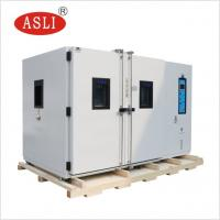 China Aging Chamber Walk-In Temperature Humidity Climatic Stability Test Room on sale