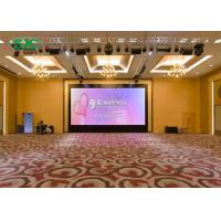 Buy cheap P4 Indoor Die-casting Aluminum Rental Led Display Screen Led Video Wall Screen from wholesalers