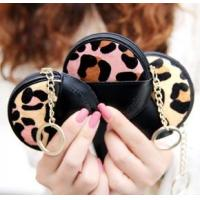 Quality promotional coin purse with keyring for sale