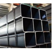 China Galvanized Seamless Carbon Steel Pipe Gi Rectangular Hollow Section Weight on sale