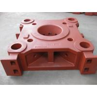 Buy cheap Customized Sand cast and die casting iron painting or polishing DIN ,  ASTM Standard product
