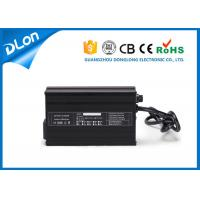 Buy cheap Alumium case 12V battery chargers 3 stage model CC CV trickle charger 1amp to 6amp product