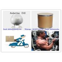 Buy cheap Sarms Andarine / S4 Sarms Raw Powder for Muscle Building , CAS 401900-40-1 product