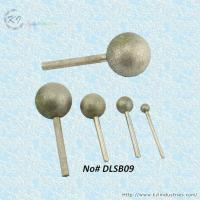 Buy cheap Electroplated Diamond Ball Points - DLSB09 product