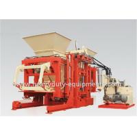 Buy cheap Industrial Automated Concrete Brick Making Machine 12-20 S Per Mould 1300×1050 mm Forming Area product