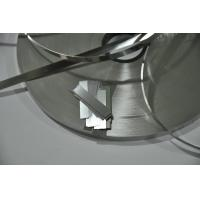Buy cheap 1.3 - 1.5 T Amorphous Magnetic Materials Semihard Microlite Alloy Ribbon for AM Label product