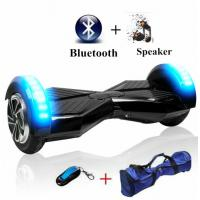 2 Wheel Self Balance Custom Electric Scooter With Bluetooth Speaker LED Light