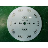 Buy cheap Aluminum LED PCB Printed Circuit Boards Fabrication And Assembly product