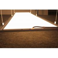 Buy cheap 100lm/W 36W Dimmable LED Panel Light Stainless Cables Suspended Ceiling LED Light Fixtures product