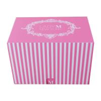 Buy cheap Paperboard Paper Bakery Boxes Non Window Lock Corner Bakery Box Beautiful Appearance product