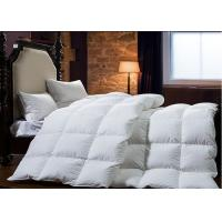 Buy cheap King Size Goose Feather Duck Down Quilt Duvet , Goose Feather And Down Quilt product