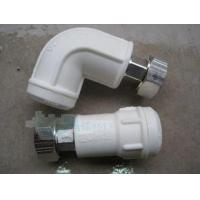 Buy cheap PPR fitting straight with union for solar product