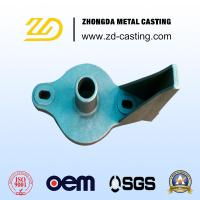 Safely Machining Parts With Stainless Steel Investment Casting For Railway