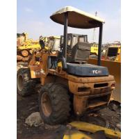 Buy cheap Original japan Used TCM E805 Mini Wheel Loader For Sale product