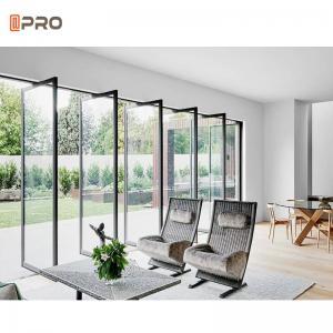Buy cheap Exterior Aluminum Pivot Doors Main Entrance Glass Frameless product