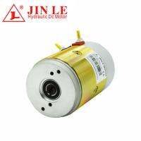 Buy cheap ZD1240 12V 1.6KW Hydraulic DC Motor 114mm O.D For Vehicle Tailgate Lift product