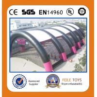 Buy cheap Hot inflatable bunker,paintball bunker, inflatable paintball arena ,paintball field product