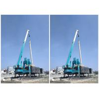Buy cheap High Efficiency No Pollution Construction Piling Machine ZYC150 High Piling Speed With Color Customized product