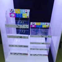 Buy cheap retail acrylic cellphone accessories counter display product