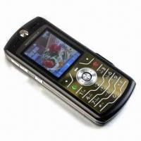 Buy cheap Motorola L7 Unlocked Quad Band Cell Phone with 11MB Total Memory, Supports MP3/MPEG4 Formats product
