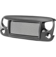 Buy cheap Replacement Jeep JK Accessories ABS Plastic Jeep Jk Avenger Grill 128*48*16 product