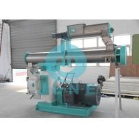 Buy cheap Hay Poultry Feed Pellet Mill Single Or Double Conditioner 110kw from wholesalers