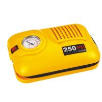 Buy cheap 250psi Car Air Compressor Plastic Material , 2 In 1 Vehicle Air Compressor Dc 12v product