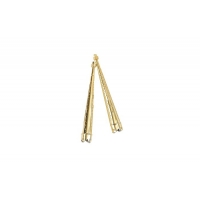 Buy cheap Hardware Gold Army Pendant product