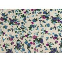 Buy cheap Professional Viscose Rayon Fabric Floral Apparel Fabric 118D+20D product