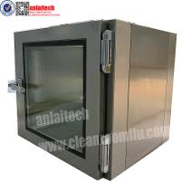 Buy cheap Stainless steel Pass through Box product