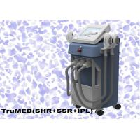 Buy cheap OPT MPT SHR Hair Removal Machine Painless for Hair Depilation with Germany Xenon Lamp product