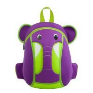 China Ultralight Kids Toddler Backpack Zoo Animal Elephant Shape 10-20L Capacity on sale
