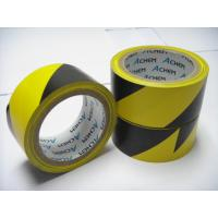 Buy cheap Rubber Wrapping PVC Warning Tape For Danger Waring And Identification product