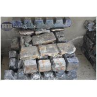 China CuMn30% Copper Managnese master alloy ingot on sale