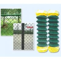 Buy cheap Chain Link Fencing Metal Open weave Ease of installation Chain link Fencing product
